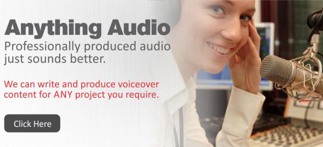 Anything Audio