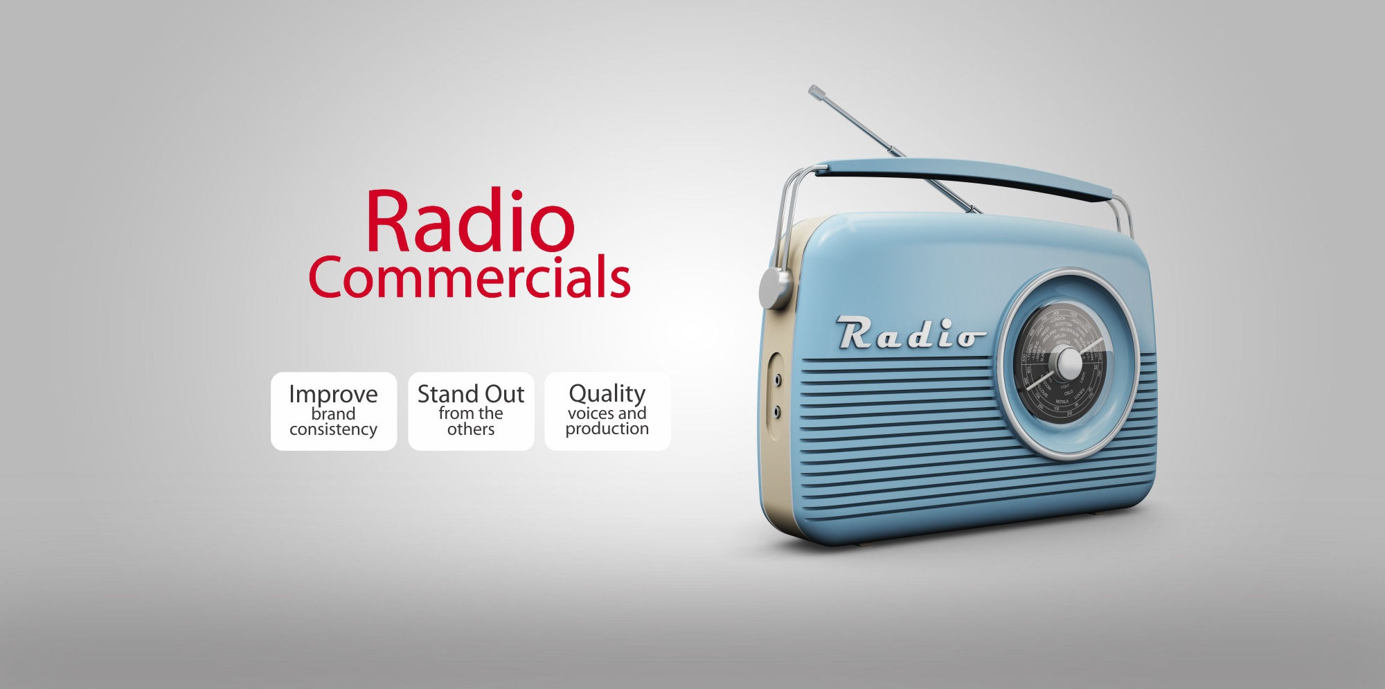 Radio Commercials Hold Please Communications